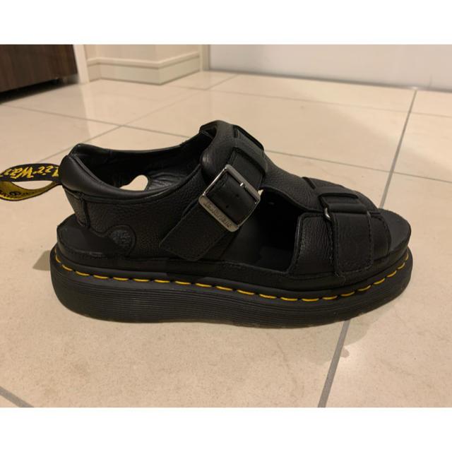 Dr.Martens(ドクターマーチン)のDr.Martens ドクターマーチン レザーサンダル HAYDEN  レディースの靴/シューズ(サンダル)の商品写真