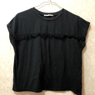 レトロガール(RETRO GIRL)のトップス Tシャツ カットソー レトロガール ほぼ未使用(Tシャツ(半袖/袖なし))