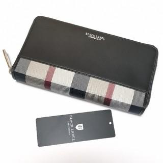 BURBERRY BLACK LABEL - クレストブリッジ 財布