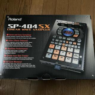 ローランド(Roland)のroland sp-404sx sp404(DJエフェクター)