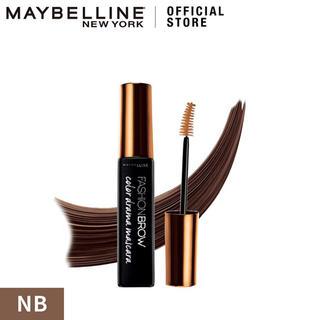 メイベリン(MAYBELLINE)のメイベリン ファッションブロウ カラードラママスカラ ナチュラルブラウン(眉マスカラ)