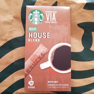 Starbucks Coffee - スターバックス DECAF  ハウスブレンド