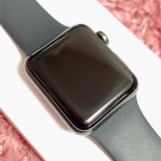 アップルウォッチ(Apple Watch)のApplewatch(腕時計(デジタル))