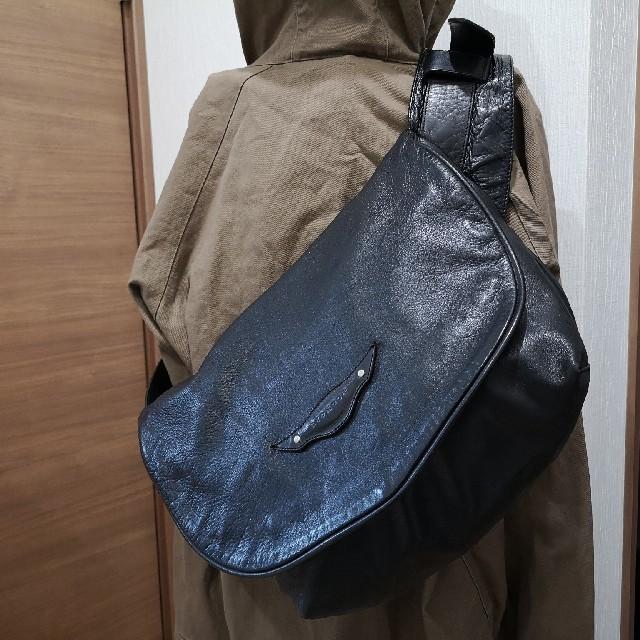 REDMOON(レッドムーン)のREDMOON レッドムーン ネイティブハーツ 限定品 ボディーバッグ Mサイズ メンズのバッグ(ボディーバッグ)の商品写真