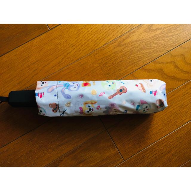 在庫処分 ダッフィーフレンズ 晴雨両用傘 レディースのファッション小物(傘)の商品写真
