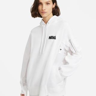 サカイ(sacai)のサイズ S Nike sacai パーカー 新品未使用 サカイ2020aw(パーカー)