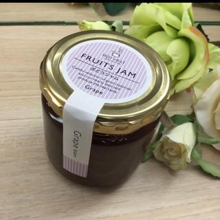 フルーツの里 果樹園が作ったぶどうジャム 新品未開封(缶詰/瓶詰)