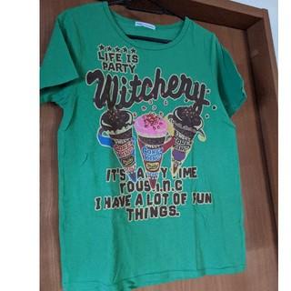 ラフ(rough)のrough®  半袖シャツ(Tシャツ(半袖/袖なし))