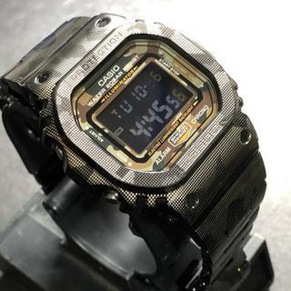 CASIO G-SHOCK DW-5610sus -5dr フルメタル カスタム