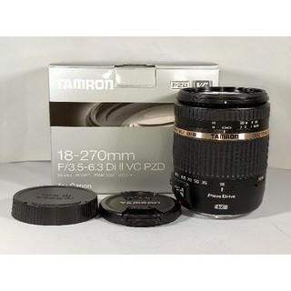 TAMRON - TAMRON 18-270 F3.5-6.3 DiII VC PZD Canon