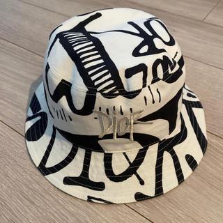ディオールオム(DIOR HOMME)のディオール & Stussy ショーン バケットハット 帽子(ハット)