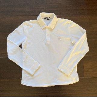 コムサイズム(COMME CA ISM)のコムサイズム 白 シャツ 長袖 140cm(ドレス/フォーマル)