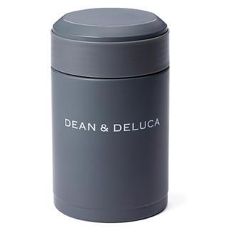 ディーンアンドデルーカ(DEAN & DELUCA)のDEAN & DELUCA スープポット 300ml グレー(弁当用品)
