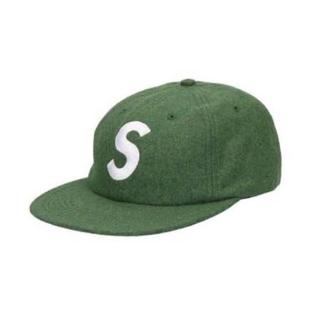 Supreme - supreme wool s logo cap シュプリーム キャップ