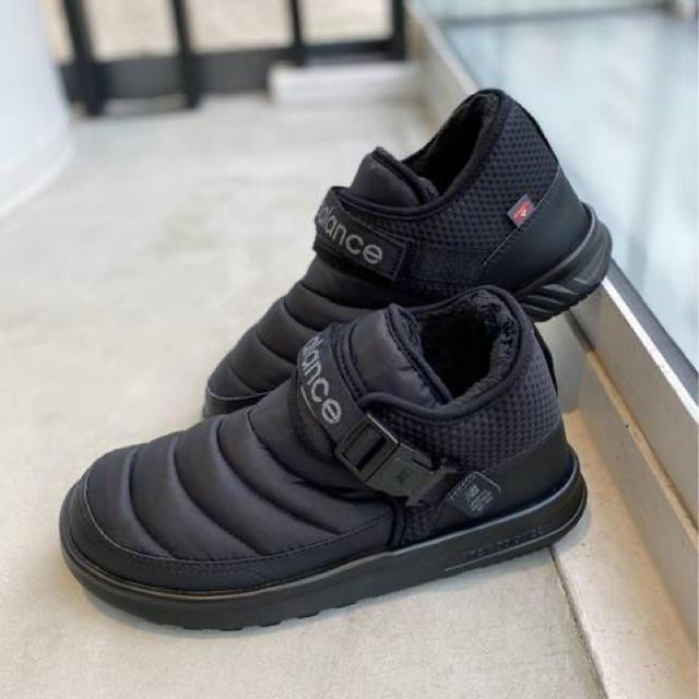 L'Appartement DEUXIEME CLASSE(アパルトモンドゥーズィエムクラス)のL'Appartement 【ニューバランス】CARAVAN MOC-MID   レディースの靴/シューズ(スニーカー)の商品写真