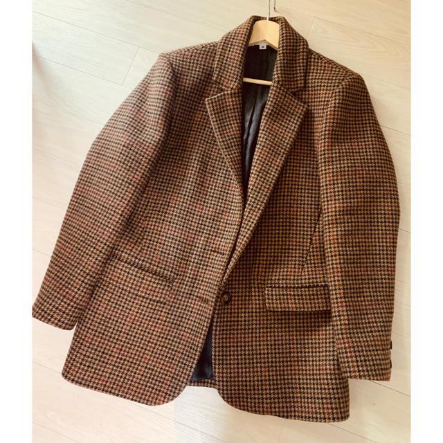 IENA(イエナ)のRouje JACQUES Jacket 36 今期完売 ルージュ レディースのジャケット/アウター(テーラードジャケット)の商品写真