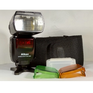 Nikon - Nikon SPEEDLITE SB-5000 スピードライト ストロボ