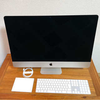 Mac (Apple) - iMac 2017 5K 27インチ core i7