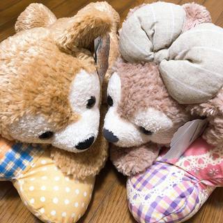 ダッフィー - 美品♡ダッフィー♡シェリーメイ♡抱き枕セット♡2019