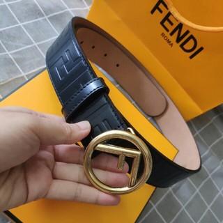 FENDI - フェンディFENDI ベルト メンズ 100CM 本革FENDI