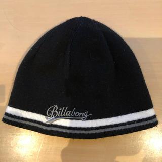 ビラボン(billabong)のニット帽 約50センチ(帽子)