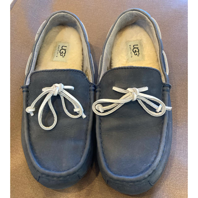 UGG(アグ)の【最終お値引価格】UGG モカシン メンズの靴/シューズ(スリッポン/モカシン)の商品写真