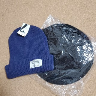 グレイル(GRL)のGRL☆レトロガール☆帽子☆まとめ売り☆ベレー帽☆ニット帽(ハンチング/ベレー帽)