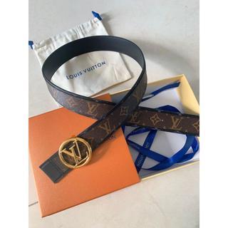 LOUIS VUITTON - Louis Vuitton ベルト サンチュール・LVイニシャル