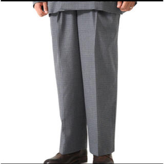 COMOLI - [送料込•即日発送] yoke WOOL 1TUCK WIDE TROUSERS