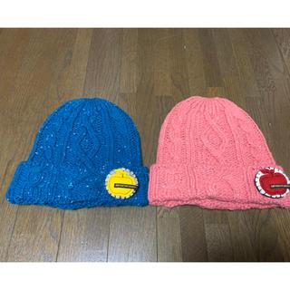 BREEZE - BREEZE ニット帽 2色セット♡