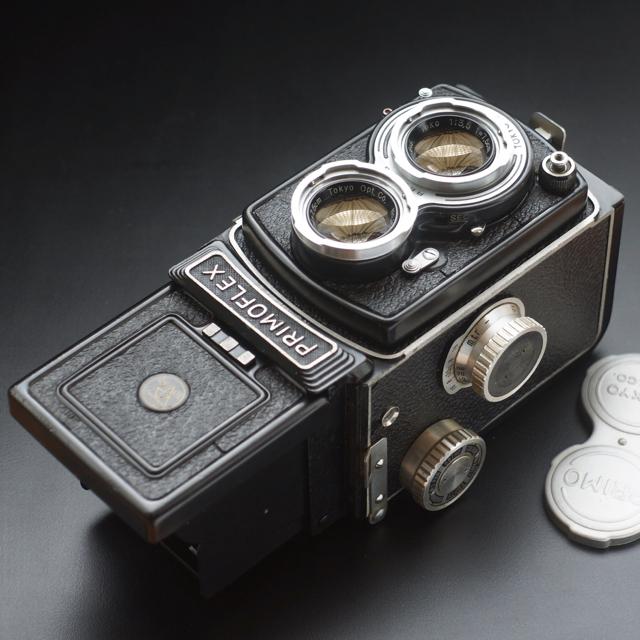 ☆整備済/完動品☆ プリモフレックスⅣ A スマホ/家電/カメラのカメラ(フィルムカメラ)の商品写真