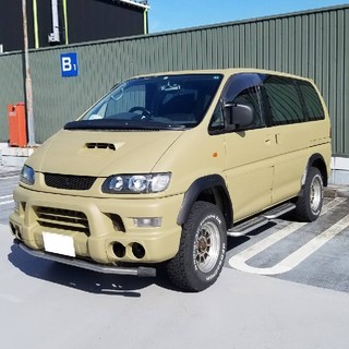 三菱 - 三菱 デリカ スペースギア 8ナンバー