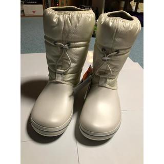 クロックス(crocs)のクロックス CROCS  ブーツ W7     23cm(ブーツ)
