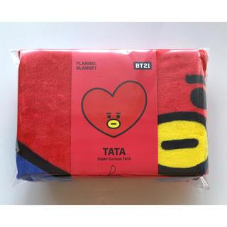 防弾少年団(BTS) - 【TATA】 BT21 ブランケット 膝掛け 公式