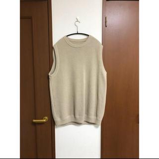 ワンエルディーケーセレクト(1LDK SELECT)の[送料込•即日発送]crepuscule vest(ベスト)