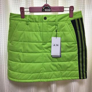 adidas - ☆新品☆アディダスゴルフ adidas レディース スカート Lサイズ