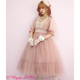 Angelic Pretty - angelicpretty Vintage Tulle op、キャノティエセット