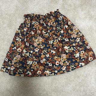 ボンポワン(Bonpoint)の美品♡リバティ キッズ スカート (スカート)