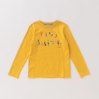 ポールスミス(Paul Smith)のポールスミス新品新作タグ付きDancing logo 長袖Tシャツ140(Tシャツ/カットソー)