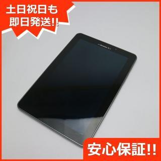 サムスン(SAMSUNG)の美品 SC-01E ライトシルバー 白ロム(タブレット)