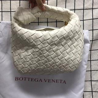 Bottega Veneta - BOTTEGA VENETA ホワイト ハンドバッグ