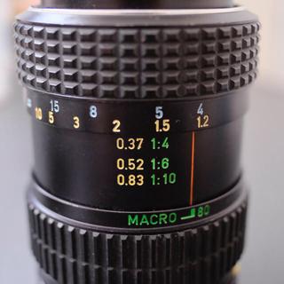 ペンタックス(PENTAX)のPENTAXズームレンズ 40ー80mm 1:2.8- Kマウント 希少(レンズ(単焦点))