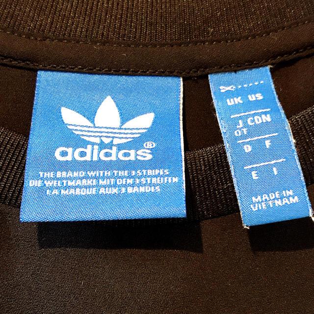 adidas(アディダス)のアディダス オリジナルス レア シースルー タンクトップ ジャージ Tシャツ  レディースのトップス(タンクトップ)の商品写真