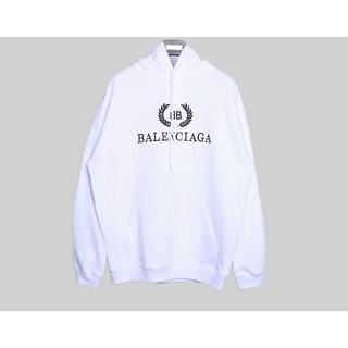 Balenciaga - 【送料0/国内即発】Balenciagaバレンシアガ 男女兼用 パーカー