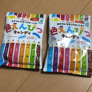 Kanro 色えんぴつキャンディ 2袋