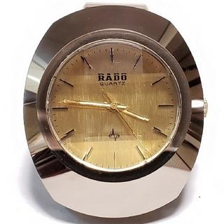 ラドー(RADO)の☆ラドー☆超硬ケース☆クォーツ☆(腕時計(アナログ))