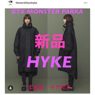 ハイク(HYKE)のHYKE × THE NORTH FACE 2019 コラボ  アウター 黒(ダウンコート)