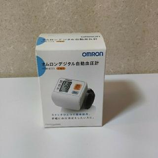 オムロン(OMRON)のOMRON デジタル自動血圧計  HEM-6111(その他)