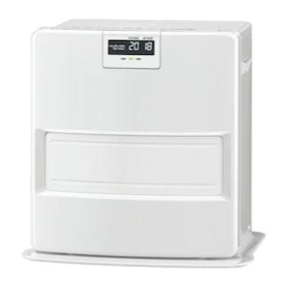 コロナ - 石油ファンヒーター【暖房器具】CORONA ホワイト FH-VX3620BY-W