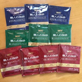 UCC - ドリップコーヒー 職人の珈琲 飲み比べセット 10杯 ucc